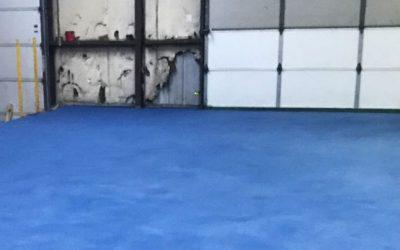 REINFORCED EPOXY FLOOR